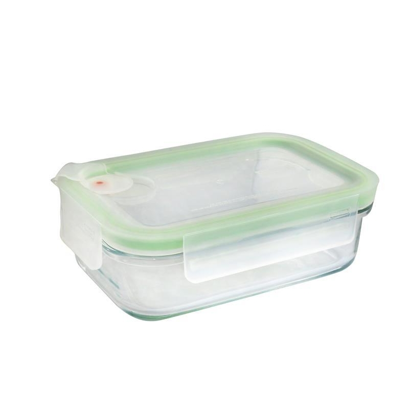 Glasslock Food Container Air Type, 400ml (MCRB 040A)