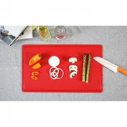 CandL Professional Cutting Board red (GN1 Serie)
