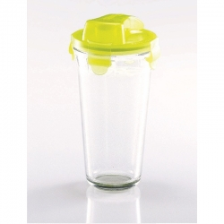 Replacement lid, Shaker green, 450ml (PC-318)