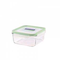 Replacement lid, square 1200ml, transparent (MCSB-120)