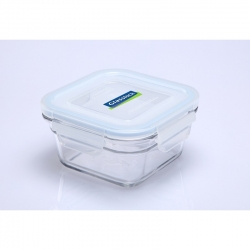 Replacement lid, square 1650ml, transparent (OCST-165)