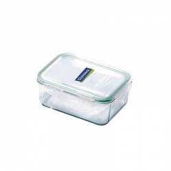 Replacement lid, rectangular 1900ml, transparent (MCRB-190)