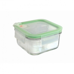 Replacement lid, square with valve 490ml, transparent...