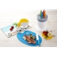 Food Palette Cutting Board Blue (380 x 265 x 2mm)