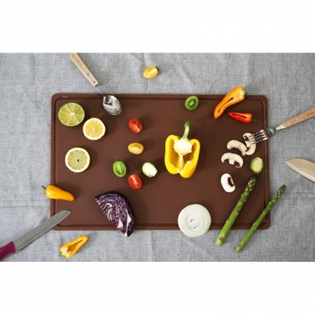 CandL Professional Cutting Board brown (GN1 Serie)