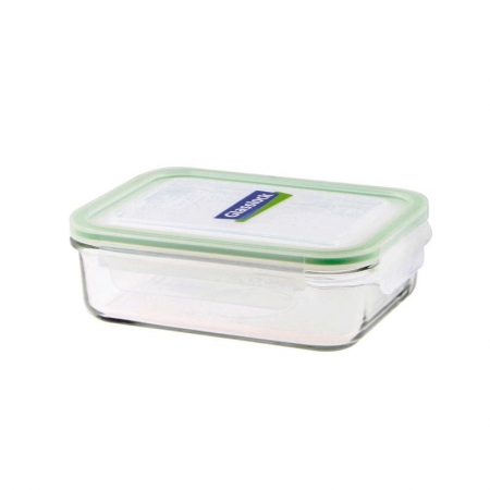 Replacement lid, rectangular 1000ml, transparent (MCRB-100)