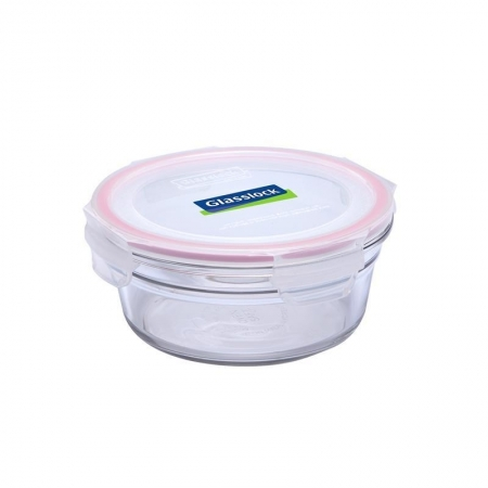 Replacement lid, round 1480ml, transparent (OCCT-148)
