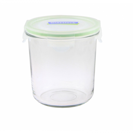 Replacement lid, round 720ml, transparent (MCCD-072)