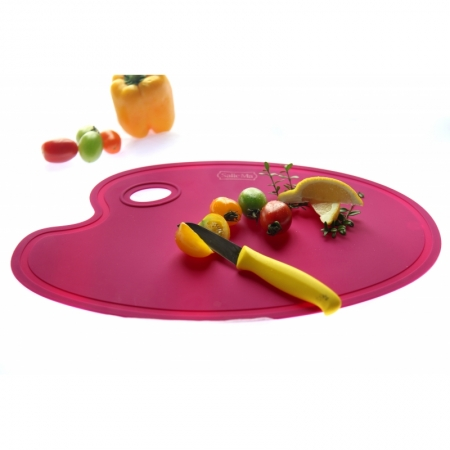 Food Palette Cutting Board Purple (380 x 265 x 2mm)