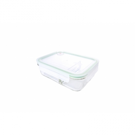 Glasslock Food container Air Type, 972ml (MCRB-092A)
