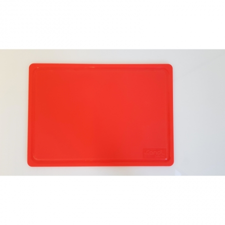 Mini Cutting Board Red