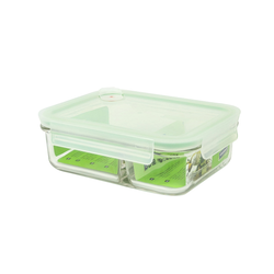 Glasslock Food container Air Type, 972ml (MCRK-092A)