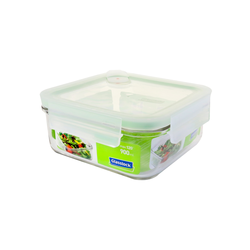 Glasslock Food container Air Type, 900ml (MCSB-090A)
