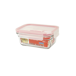 Glasslock Food container Air Type rectangular, 485ml...