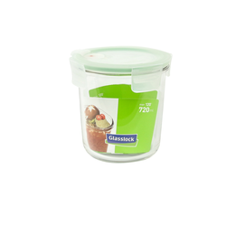 Glasslock Food container Air Type, 720ml (MCCD-072A)