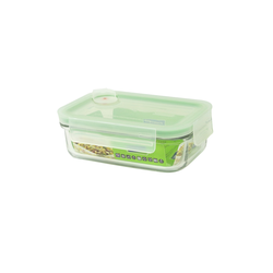 Glasslock Food container Air Type, 400ml (MCRB-040A)