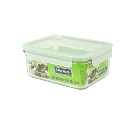 Glasslock Food container Air Type, 1100ml (MCRB-110A)