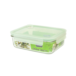 Glasslock Food container Air Type, 1000ml (MCRB-100A)